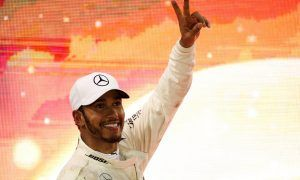 Hamilton 'loved' signing off the season with a flourish