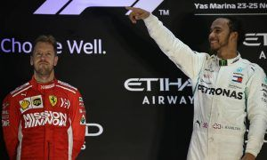 Vettel plans to give Hamilton a 'harder run' in 2019