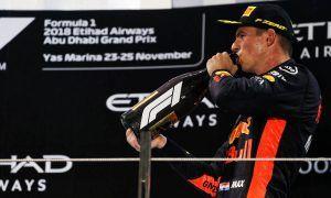 Verstappen says problem start down to faulty sensor