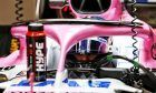 Lance Stroll (CDN) Racing Point Force India F1 VJM11.