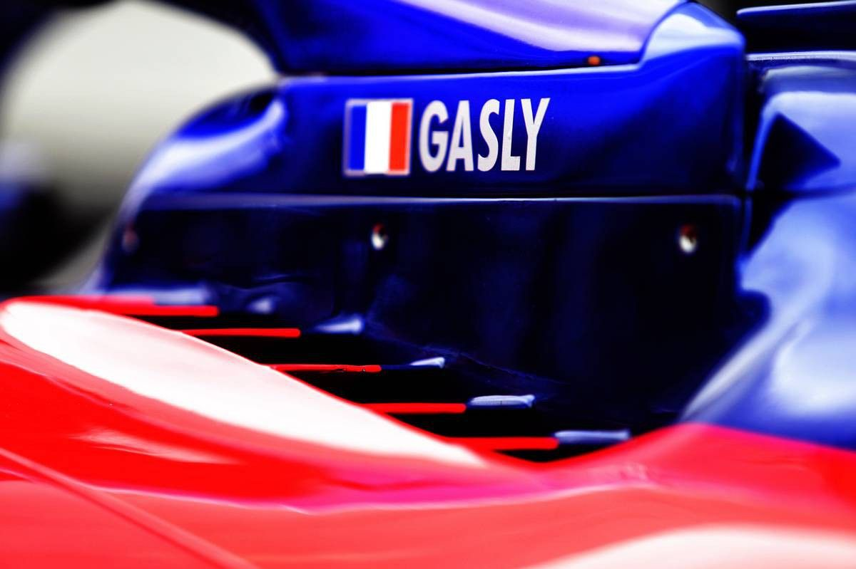 Gasly focused on 'extracting the maximum' with Toro Rosso