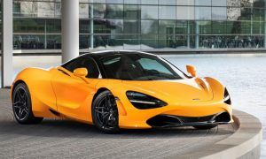 McLaren cooks up the special edition 'Spa 68'