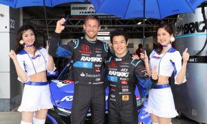 Button: Super GT team mate Yamamoto should be in F1