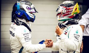 Wolff: No fifth title for Hamilton without Bottas!