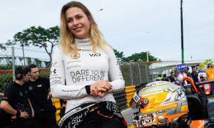 'Miracle' survivor Sophia Floersch vows to race on, and reach F1!