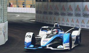 BMW's da Costa takes pole for Formula E season opener