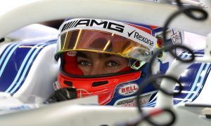 With Russell, Mercedes may have another star on its hands