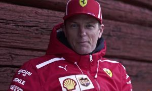 Shell bids farewell to Kimi Raikkonen, with a special gift!