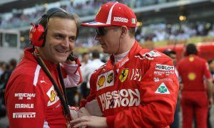 Wolff laments departure from Ferrari of 'true to himself' Raikkonen