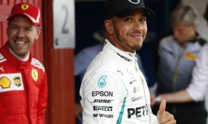 Hamilton wants Mercedes to 'be blunt' - tell him where he can improve