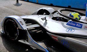 Massa racks up penalties in Formula E début
