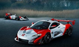 McLaren dreams up Senna 'Beco' tribute hypercar