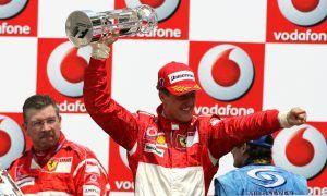 Ferrari to mark Schumacher's 50th birthday with special exhibition