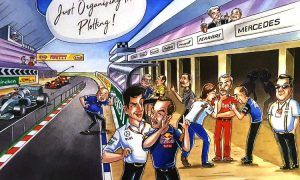 Bernie's intriguing Christmas card to F1