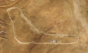 BMW recreates Monza in the desert!