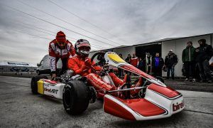 Charles Leclerc goes back to his roots