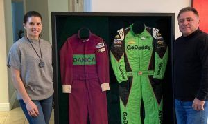 Danica Patrick overwhelms her father with the perfect gift