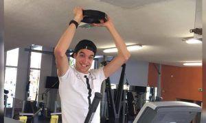 Esteban Ocon's training craze!
