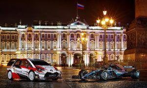A glittering evening for motorsport in St. Petersburg