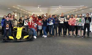 Renault gets a jump on Christmas