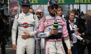 Perez untroubled by Lance Stroll's link to Racing Point owners