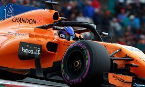 Brown 'comfortable' with McLaren's 2019 commercial outlook
