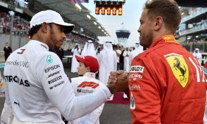 Rosberg: Vettel 'superior' to Hamilton in terms of dedication