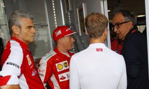 Vettel: Marchionne put the pressure on at Ferrari