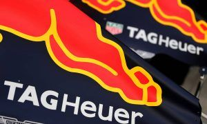 TAG Heuer keeps time with Red Bull into 2019