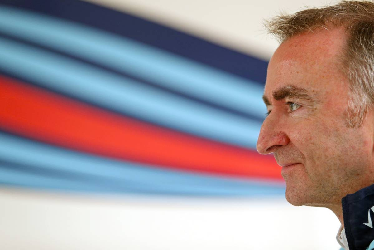 Paddy Lowe (GBR) Williams F1 Team Technical F1 Executive Director