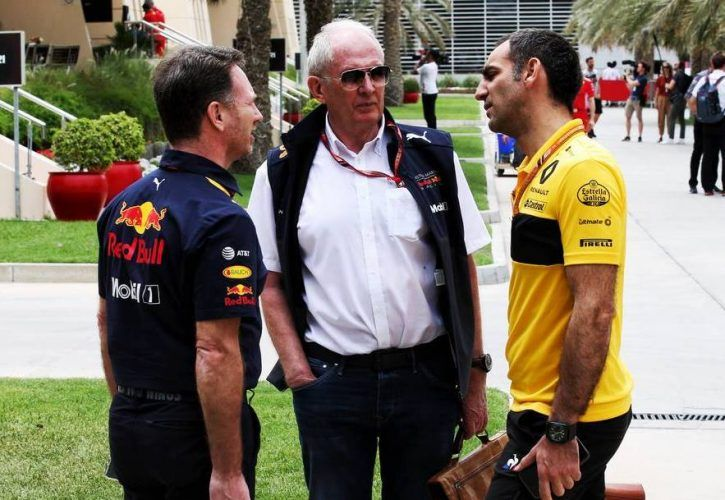 Ricciardo makes F1 return in Renault test