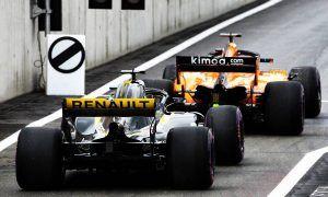 Renault surprised that Haas, not McLaren, main threat in 2018