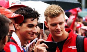 Marko 'never interested' in signing up Mick Schumacher