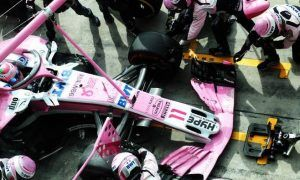 Racing Point: 2019 simulations showed 'big hit' to performance