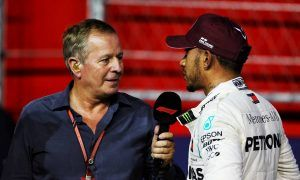 Brundle takes Jos Verstappen to the task over Hamilton claim