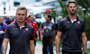 Grosjean: 'I had the upper hand over Magnussen'