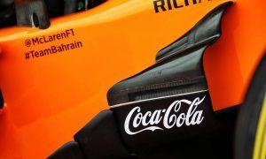 McLaren in talks with Coca-Cola for 2019 deal
