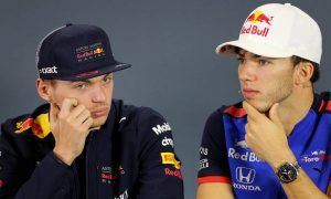 Gasly has no fears about going up against Verstappen