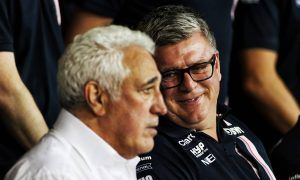 Lawrence Stroll targets top-3 finish for Racing Point F1