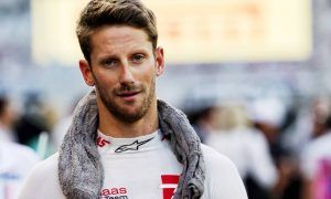 Grosjean considered cooking up a career change