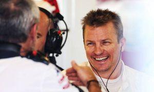 Raikkonen made first move towards Sauber after Ferrari ousting