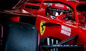 Leclerc won't change Vettel's 'basic team mate rule'