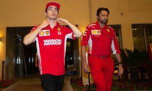 Leclerc aiming to win in maiden season at Ferrari