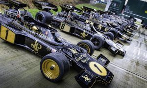 Fancy a JPS Lotus F1 car? Take your pick…