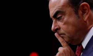 Carlos Ghosn resigns as chief executive of Renault