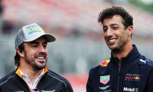 Ricciardo felt 'positive vibe' with McLaren before Renault move