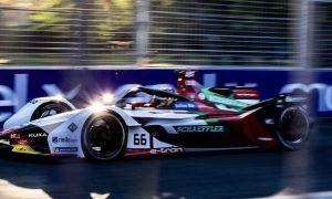 Under investigation di Grassi secures provisional ePrix pole in Santiago