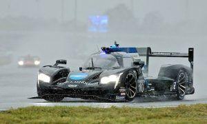 Alonso and WTR win rain-shortened Rolex 24
