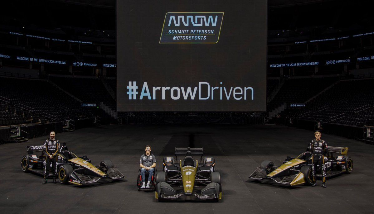 IndyCar rookie Ericsson sets bold personal target for 2019