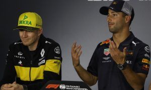 Hulkenberg expects Ricciardo to spill the beans on Red Bull